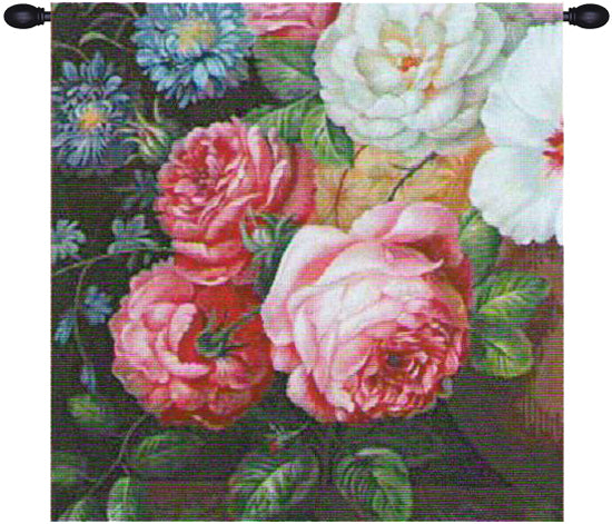 Roses I French Tapestry