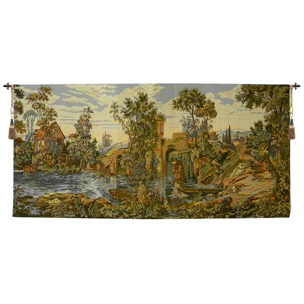 New Chateau Tapestry Wall Hanging