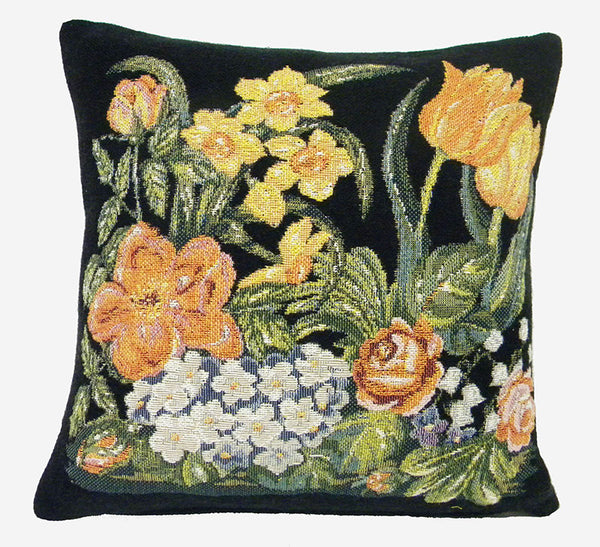 Floral Cushion I European Cushion Cover