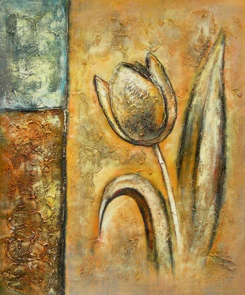 Tulip I Oil Painting