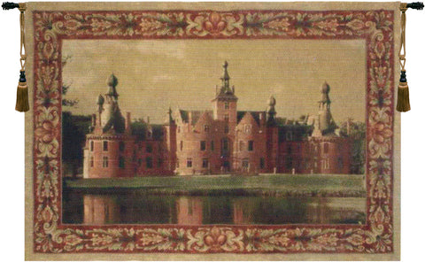 Castle of Ooidonk Tapestry Wall Hanging