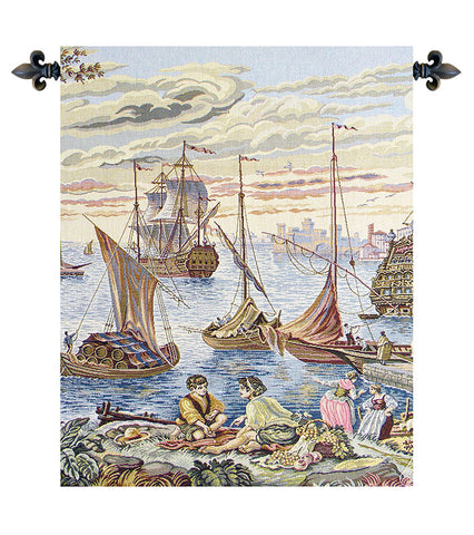 Barconi Italian Tapestry Wallhanging
