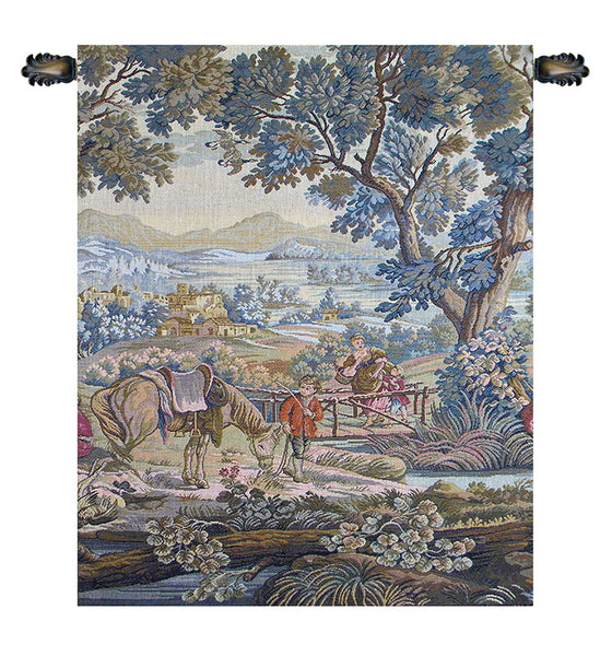 Ruscello Italian Tapestry Wallhanging