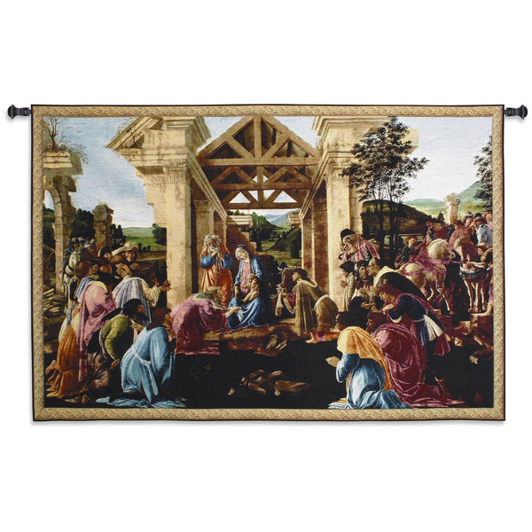 The Adoration of the Magi II Tapestry Wall Hanging