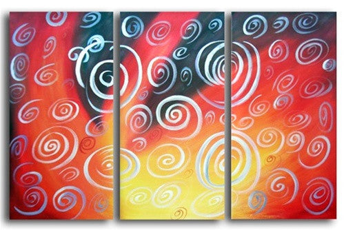 Cosmic Journey Canvas Art