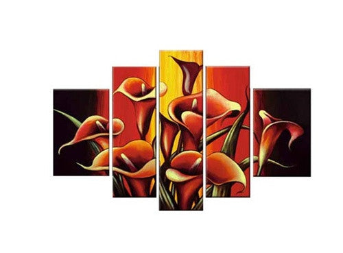 Forever Lilies Canvas Art