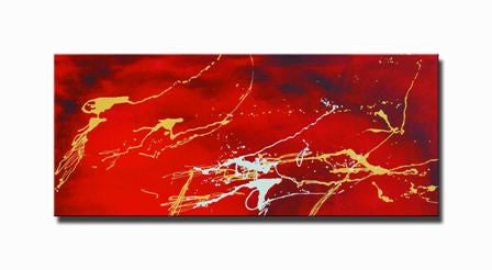 High Voltage Canvas Art