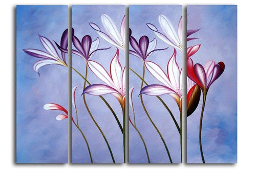 Focus on Crocus Canvas Art