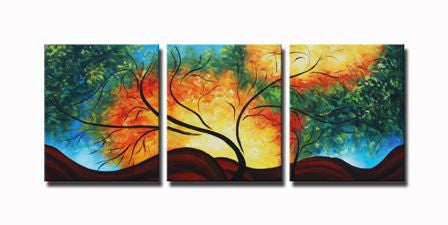 Remember the Boughs Canvas Art