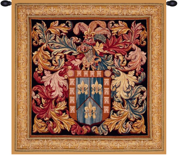 The Heaume  French Tapestry
