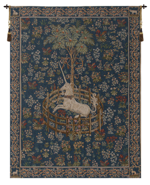 Licorne Captive II French Tapestry