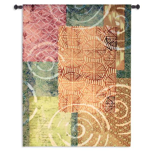 Tribal beat  Tapestry Wall Hanging