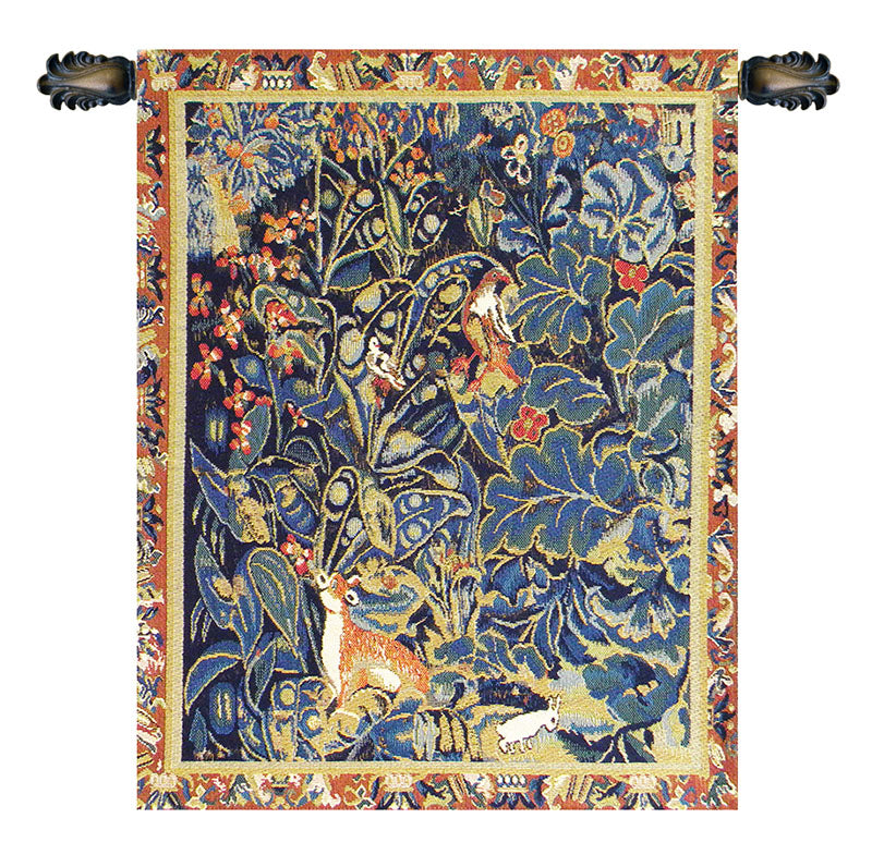 Aristolochia Cabbage Leaves II European Tapestry
