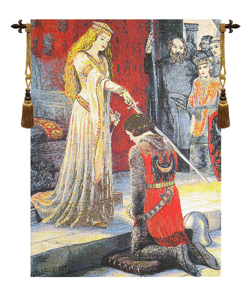 The Accolade II European Wallhanging