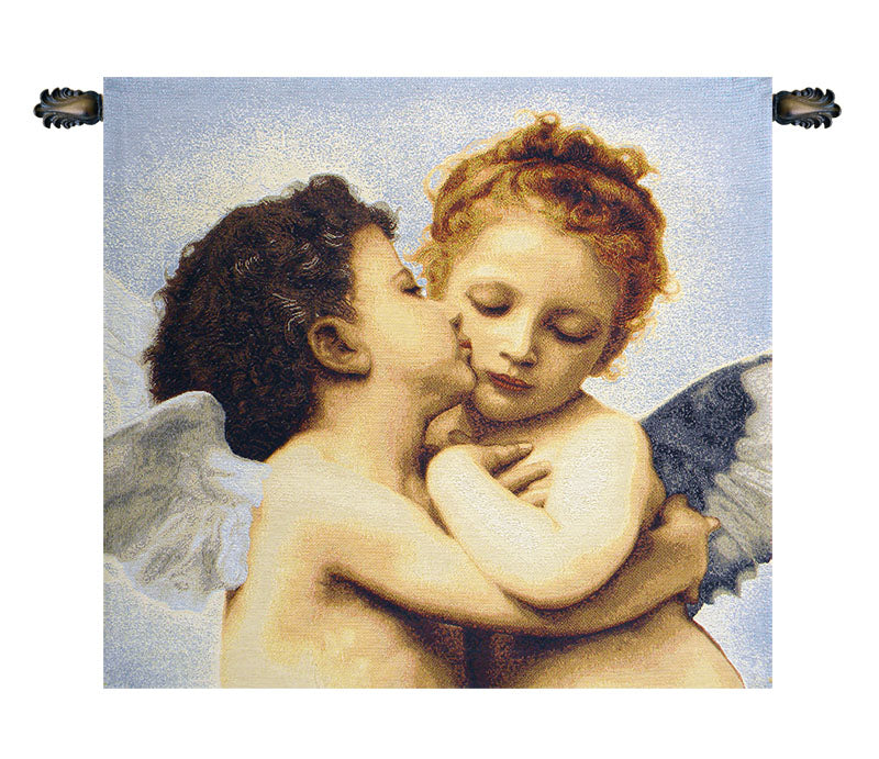 Angel Babies European Tapestry