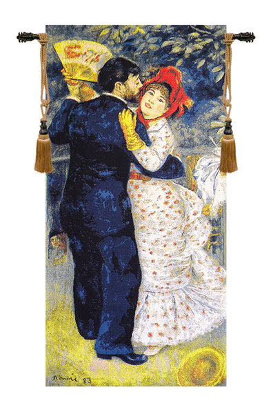 Dance In The Country by Renoir European Wallhanging