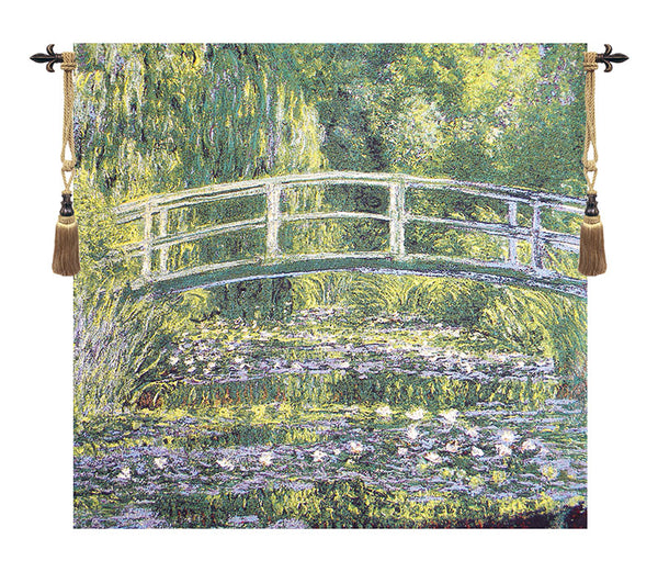 Bridge At Giverny by Monet European Wallhanging
