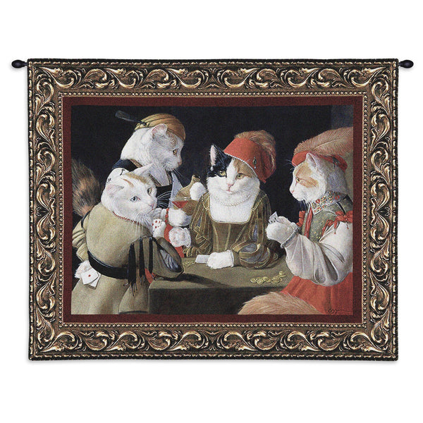 The Cheat Tapestry Wall Hanging