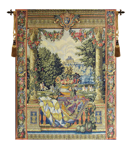 Versailles I European Tapestry