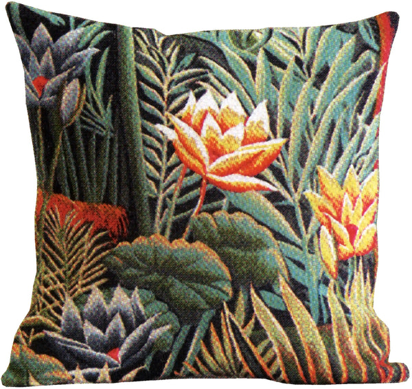 Douanier French Tapestry Cushion