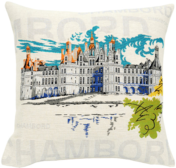 Chambord Pop French Tapestry Cushion