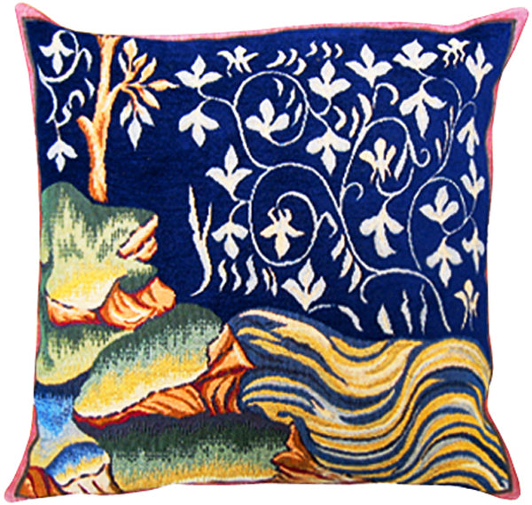 Hiver French Tapestry Cushion