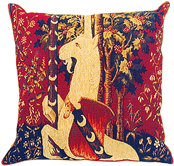Licorne French Tapestry Cushion