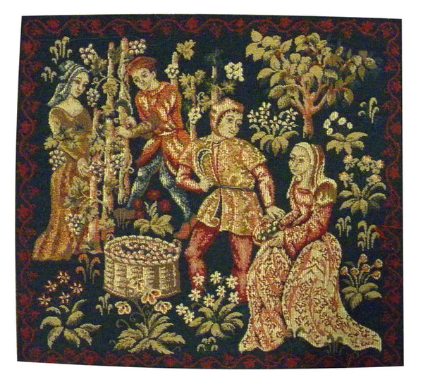 Vigne French Tapestry Cushion