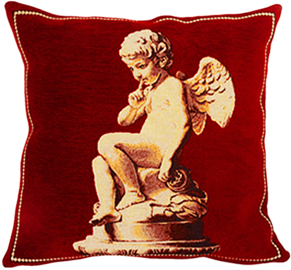 Cupid French Tapestry Cushion