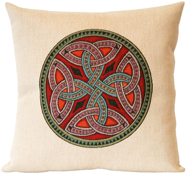 Trinite Celtic French Tapestry Cushion