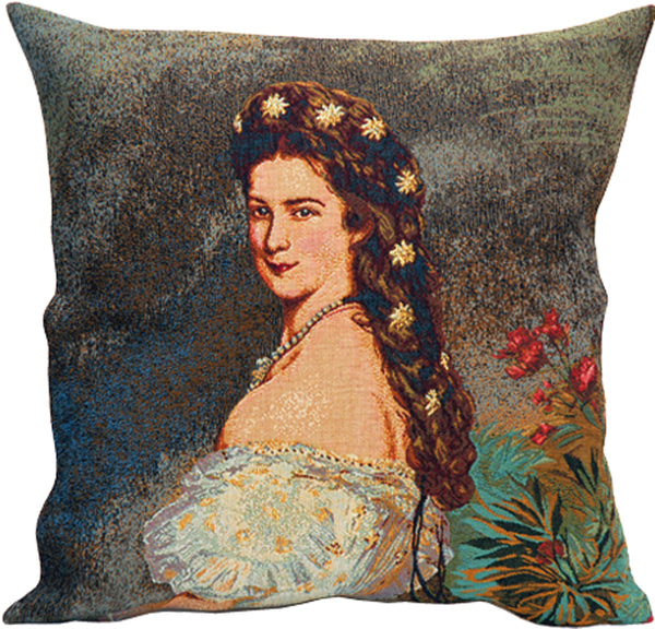 Sissi II French Tapestry Cushion