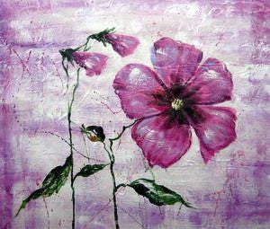 Wild Rose Canvas Wall Art