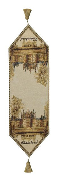 Chambord I European Table Runner
