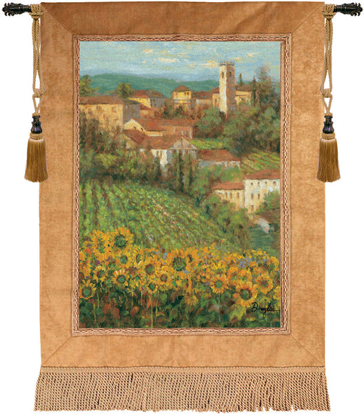 Provencal IV Tapestry Wall Hanging