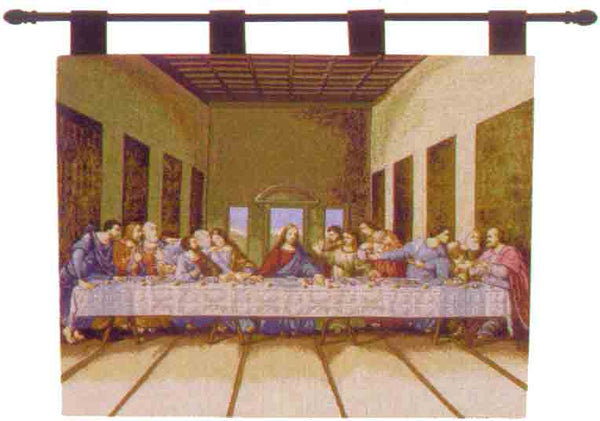 The Last Supper I Fine Art Tapestry