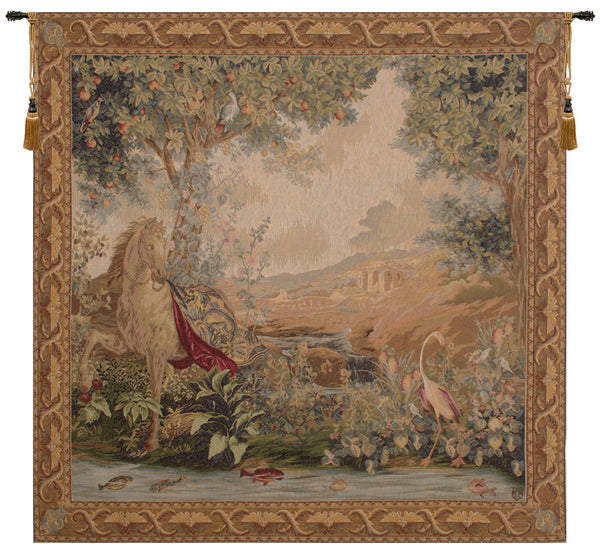 Le point Deau French Tapestry