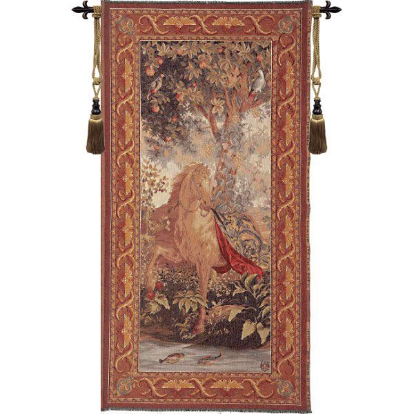 Le Point Deau Cheval  French Tapestry