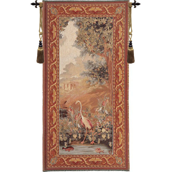 Le point Deau Flamant Rose French Tapestry