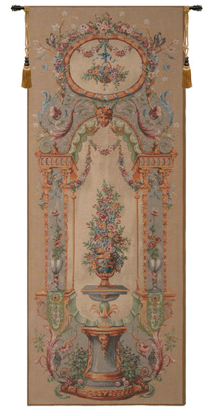Portiere Bouquet I French Tapestry