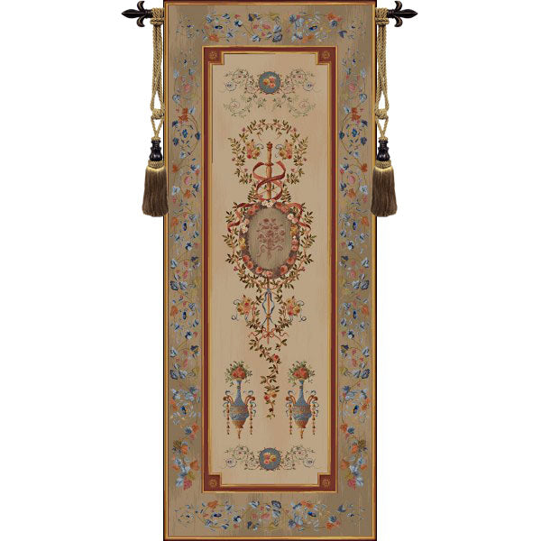 Portiere Bouquet French Tapestry