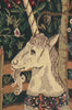 Unicorn In Captivity II  Belgian Tapestry
