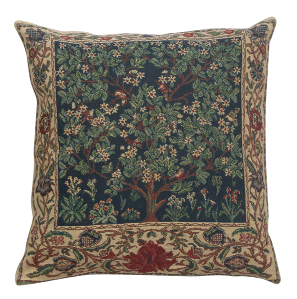 Tree of Life Belgian Cushion Cover