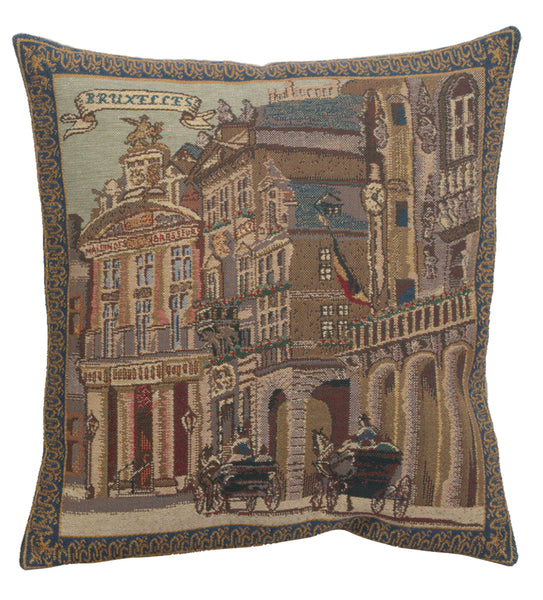 Maison de Cygne Belgian Cushion Cover