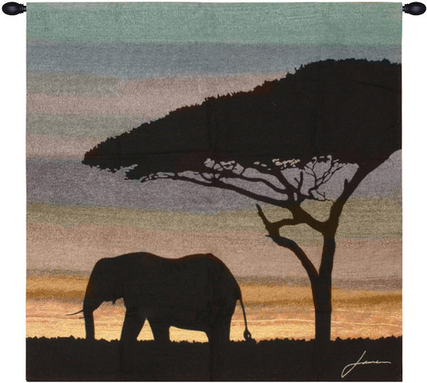 Savanna I Fine Art Tapestry