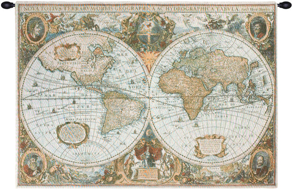 The World Fine Art Tapestry