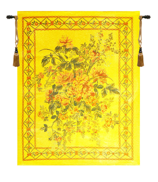 Floralie European Wallhanging