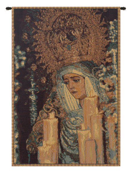 St. Seville Italian Tapestry Wall Hanging