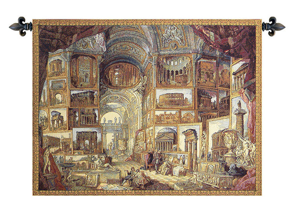 The Museum Italian Tapestry Wallhanging