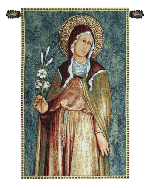 Saint Clare in Arch