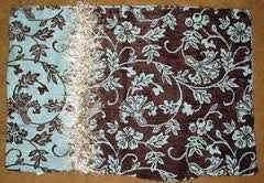 The Chocolate Blues Table Runner Tapestry Table Runner